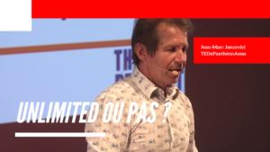 Unlimited ou pas ? - Jean-Marc Jancovici