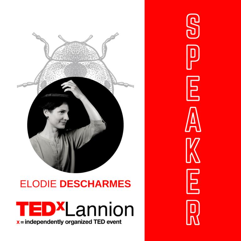 Elodie Descharmes - Alchimiste du réel
